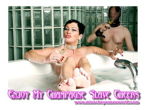 Dirty Bath with Miss Cheyenne
