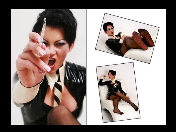Miss Cheyenne, POV Clip, The Teacher